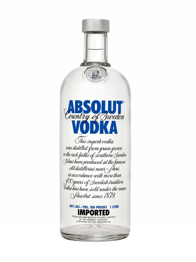 Absolut Vodka Review | VodkaBuzz: Vodka Ratings and Vodka ...